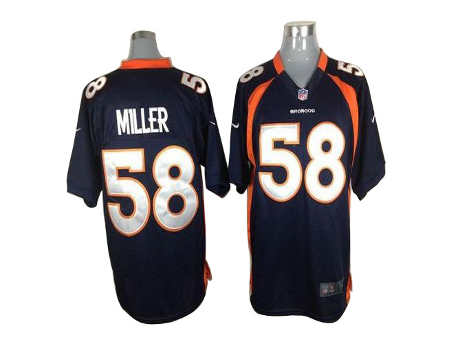 wholesale football jerseys authentic,Von Miller home jersey,Brandon Marshall Discount jersey