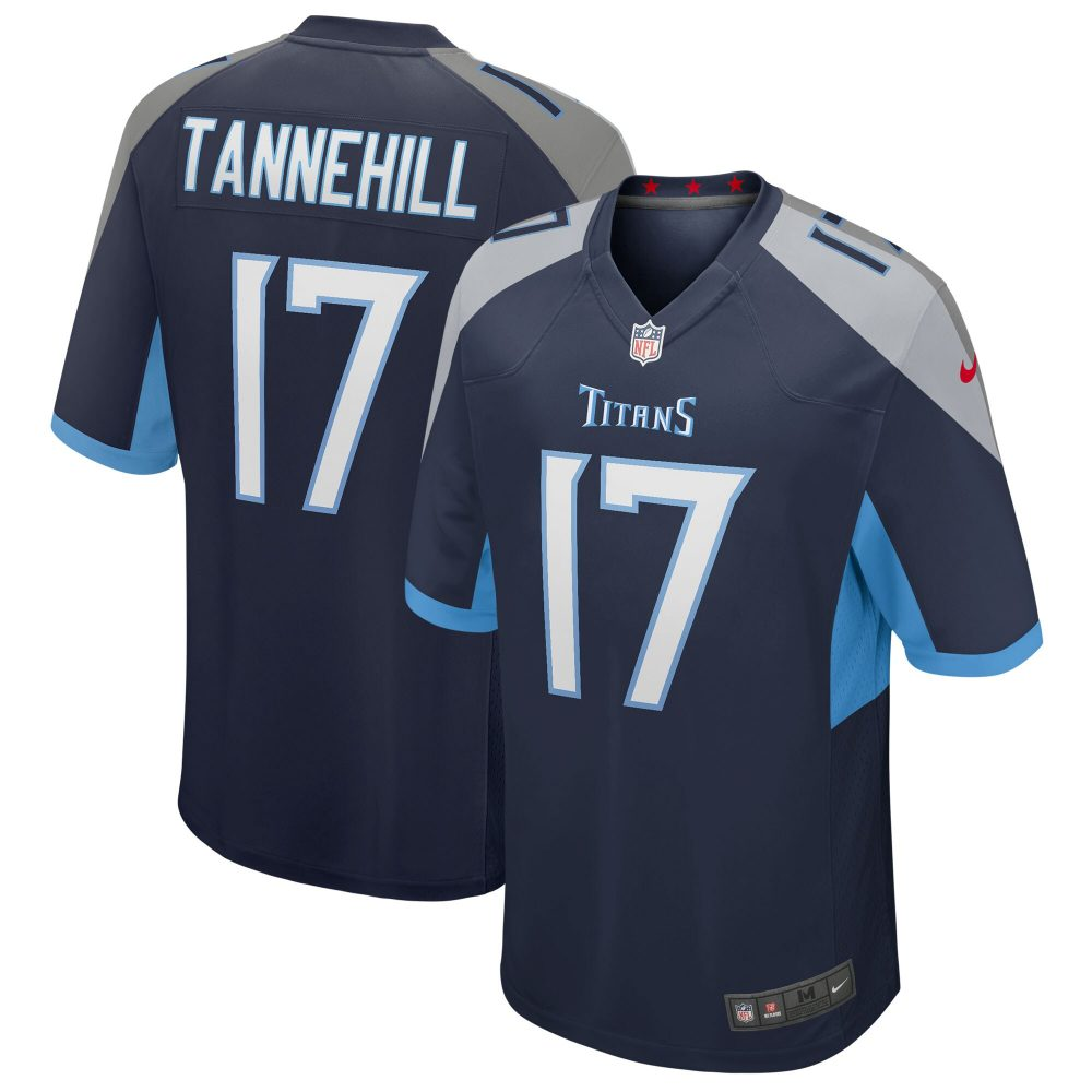 Tennessee Titans Home Game Jersey - Ryan Tannehil Arizona Cardinals jerseys